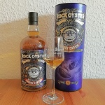 Rock Oyster Sherry Edition by Remarkable Regional Malts (Douglas Laing Islands Blended Malt Scotch Whisky Review Tasting Notes)