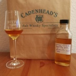 Arran 21yo by Cadenhead's - 175 Years Anniversary Bottling Berlin (Single Malt Islands Scotch Whisky Cask Strength Bottling Dram)
