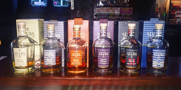 Slyrs Bavarian Single Malt Tasting at Christiansen's (Whisky Cask Strength Event Lantenhammer Bayern Brotzeit)