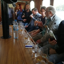 Signatory and Gordon MacPhail Tasting by Passion Whisky at Köpernicker Whiskyfest (Single Malt Cask Scotch Event Fair)