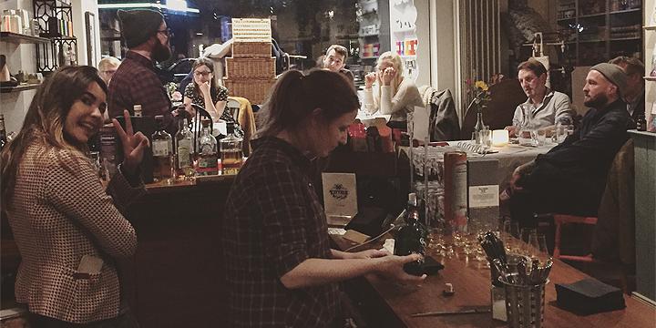 Irish Whiskey Special Tasting at Kittel's by The Whisky Jack (Kilbeggan Roe & Co Tyrconnell Tullamore DEW Irish Diamonds Connemara)
