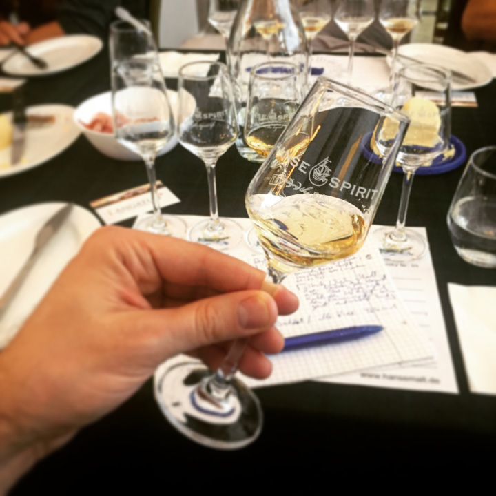 Langatun Swiss Whisky Tating at Hansemalt (Single Malt Cask Strength Switzerland Old Bear Deer)