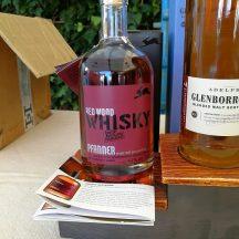 Scotch Whisky Tasting at Helgoheiner's on Helgoland (Pfanner Adelphi The Wolfburn The Maltman Grainman Kilchoman Single Malt Grain Event)