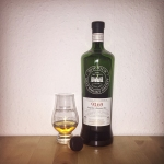 "Glen Scotia 14yo ""Props For A Hammer Film"" by SMWS (Campbeltown Single Malt Oloroso Cask Scotch Whisky)"