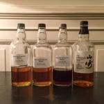 Yamazaki Mizunara Cask 2017 Presentation and Tasting (Japanese Single Malt Whisky Oak Premium Event Beam Suntory)
