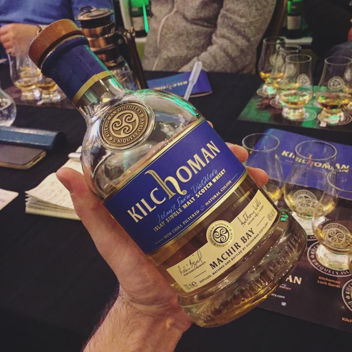 Kilchoman VIP Tasting by Vibrant Stills and Hansemalt (Peated Islay Single Malt Scotch Whisky Event)