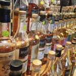 Bottle Market 2017 incl. Amrut Masterclass (Single Malt Scotch World Whisky Event Fair Bremen)