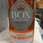 Box Quercus I (Single Malt Swedish Whisky Tasting Notes Dram Skil Review)