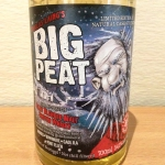 Big Peat Christmas Edition 2017 by Douglas Laing & Remarkable Malts (Islay Blended Scotch Whisky Smoke)