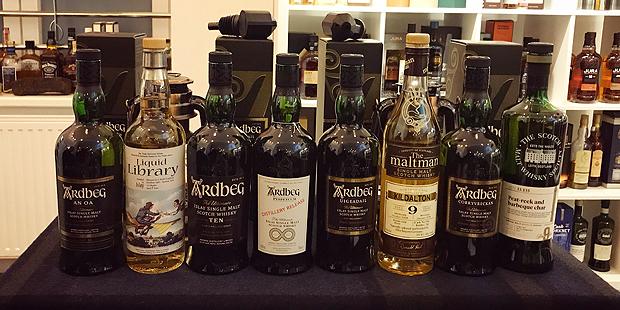 Ardbeg Tasting by Hansemalt feat. Herr Lutz (Islay Single Malt Scotch Whisky Peated Experience)