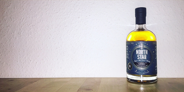 Glenturret 8yo by North Star Spirits (Single Malt Highlands Scotch Whisky Cask Strength Bourbon Tasting Notes)