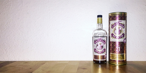 Timorous Beastie 21yo by Douglas Laing (Blended Malt Scotch Whisky Highlands Sherry Tasting Notes)