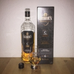 Grant's Elementary Carbon 6yo (Blended Scotch Whisky Tasting Notes BarleyMania)