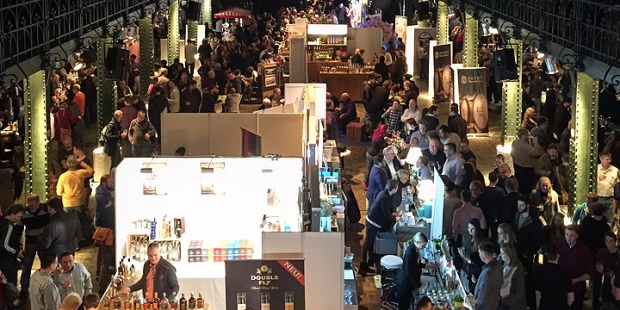 Hanse Spirit 2018 in Hamburg (Whisky Whiskey Bourbon Spirit Fair Event Tasting Fischmarkt)