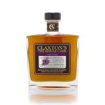 3 Single Cask Whiskies by Claxton's (Auchentoshan Glen Grant English Whisky Independent Bottler BarleyMania)