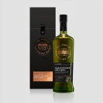 """Laphroaig 27yo """"29.234 Smoked and salted toffee apples"""" by The Scotch Malt Whisky Society (Single Cask Islay Peated Dram Vaults)"""