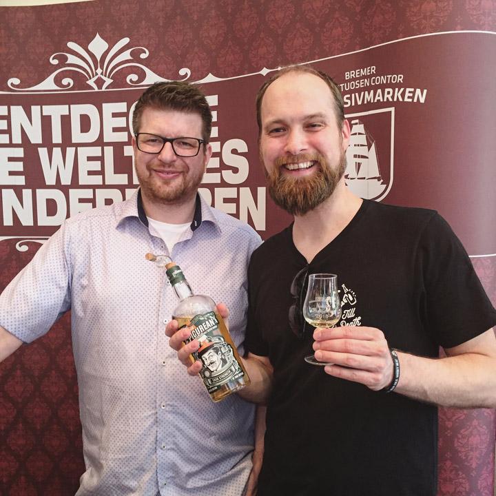 Kieler Whisky Messe 2018 (Single Malt Scotch Whisky Blended Dram Event Kiel Tasting)