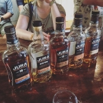 Jura Whisky Festival 2018 in Hamburg (Single Malt Islands Scotch Borco Marken Import Event Tasting)
