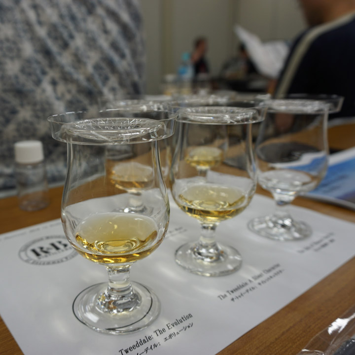 Osaka Whisky Festival 2018 (Single Malt Scotch Asian Dram Fair Event Tasting)