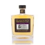 4 Single Cask Whisky Bottlings by Claxton's (Malt Scotch Independent Arran Auchroisk Miltonduff Glenturret)