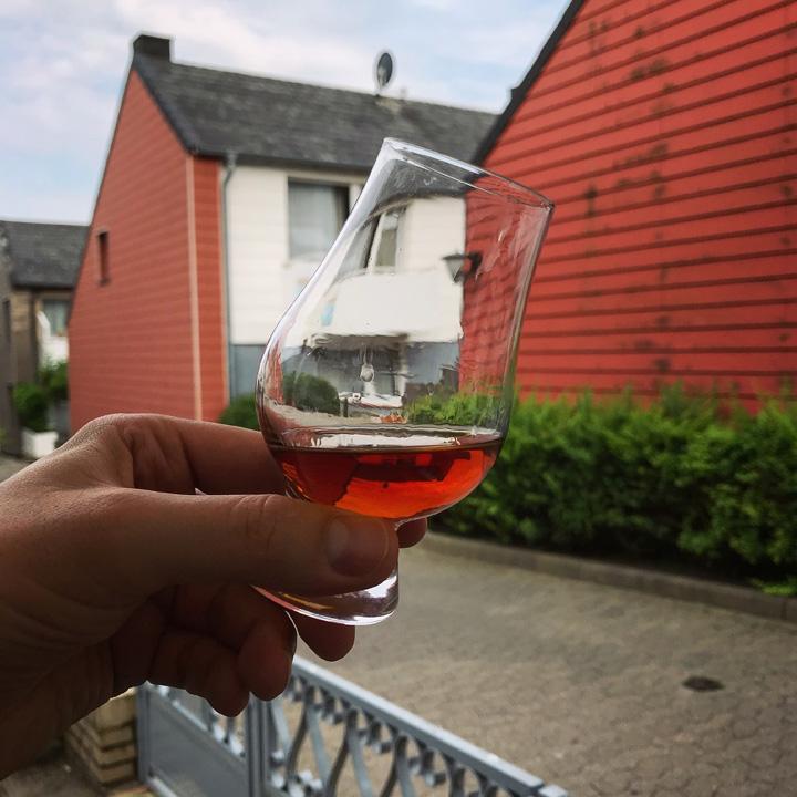 Master Class 2018 at Helgoheiner's (Single Malt Whisky Tasting Helgoland Cask Grain Event)