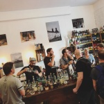 """Day Of The 100 Open Bottles"" at Pinkernell's Whisky Market in Berlin (Single Malt Cask Dram Tasting Event)"