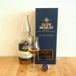 Glen Moray 12yo Handfilled (Single Malt Speyside Scotch Whisky Cask Strength Distillery Tour Exclusive Tasting Notes)