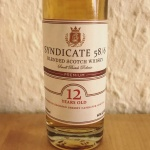 Syndicate 58/6 by Douglas Laing & Aberlour 21yo by Whic (Single Cask Blended Malt Whisy Bourbon Sherry Oloroso Tasting Notes)