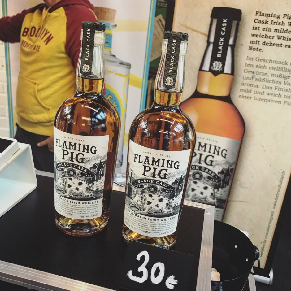 Good Spirits Craft Drink Festival by Marktzeit in Hamburg (Altona Fabrik Food Event Rum Gin Whisky Whiskey Mezcal)