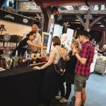 Good Spirits Craft Drink Festival by Marktzeit in Hamburg (Altona Fabrik Food Event Rum Gin Whisky Whiskey Mezcal)