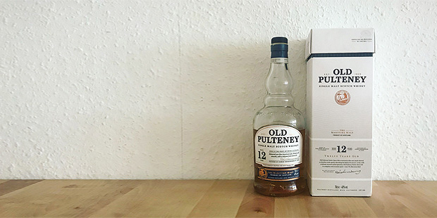 Old Pulteney 12yo (Maritime Highlands Single Malt Scotch Whisky BarleyMania Tasting Notes)