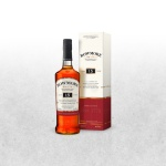 Bowmore 15yo Darkest (Islay Single Malt Scotch Whisky Peat Sherry Beam Suntory BarleyMania)