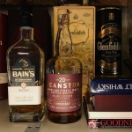 Bain's and Deanston Whisky Masterclass (Single Malt Scotch Grain Whiskey Tasting Experience Event BarleyMania)