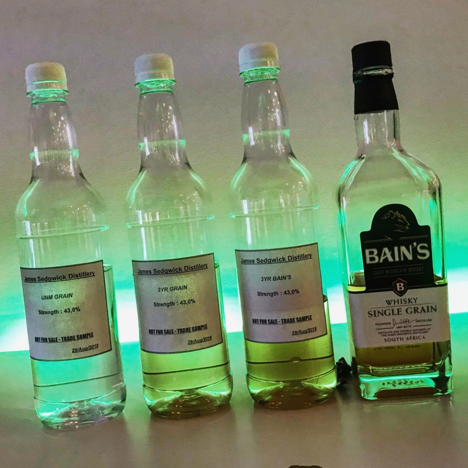 Bain's and Deanston Whisky Masterclass (Single Malt Scotch Grain Whiskey Tasting Experience Event BarleyMania)