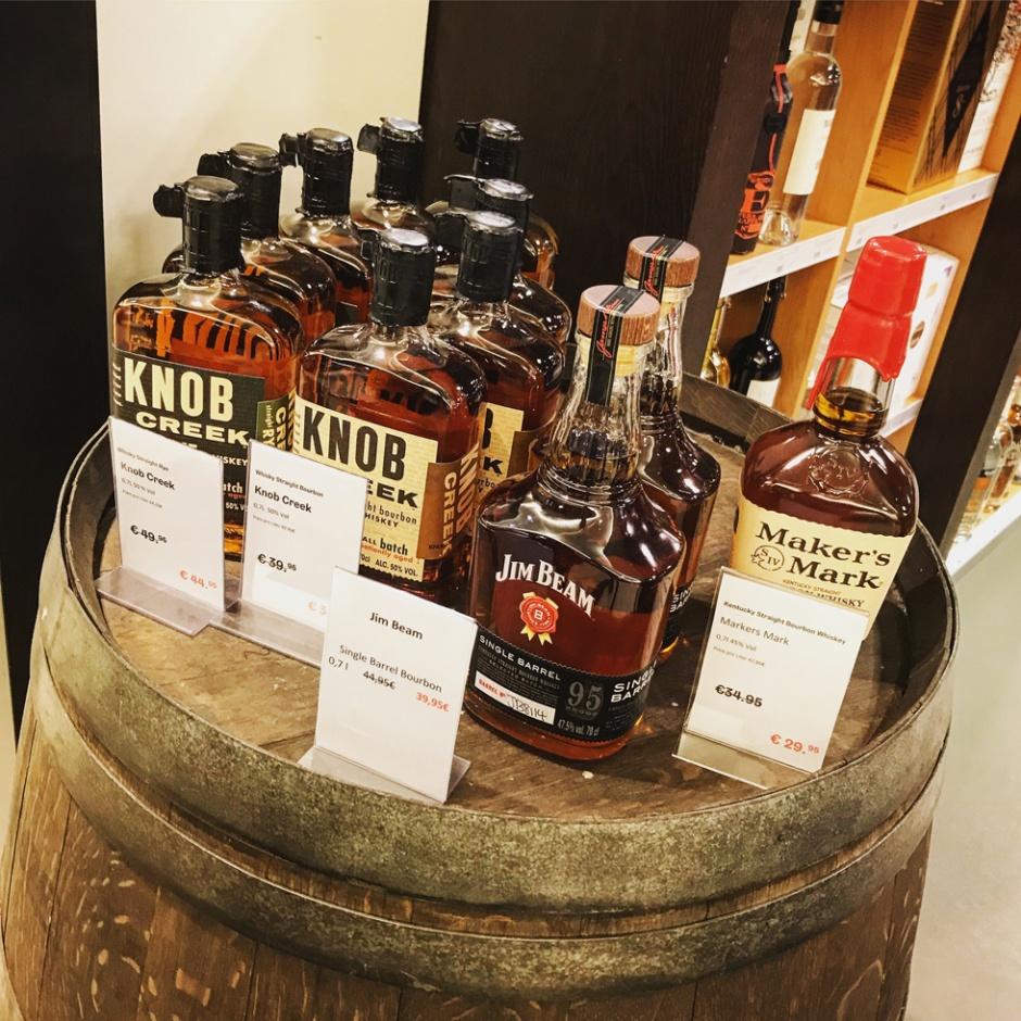 Whisky Week at Alsterhaus in Hamburg (Irish Whiskey Scotch Bourbon Tasting Event)