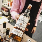 BorderShop Whisky & Rom Festival 2018 (Single Malt Scotch Dram Whiskey Islay Event)