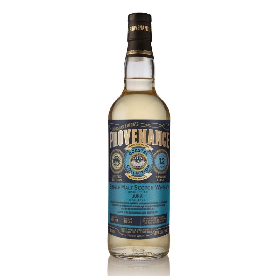 3 Single Cask Scotch Whisky Bottlings by Douglas Laing (Isle of Jura Bunnahabhain Tullibardine Islay Highlands Tasting Notes)