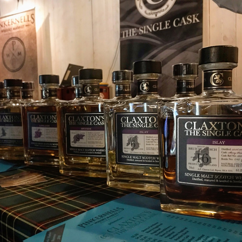 Bottle Market 2018 (Single Malt Scotch Whisky Irish Whiskey Dram Spirit Event)