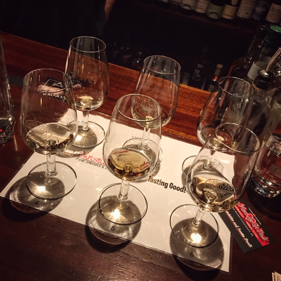 Prineus Whisky Tasting with Compass Box & Co. (Single Malt Rye Scotch Islay Tasting Hamburg)