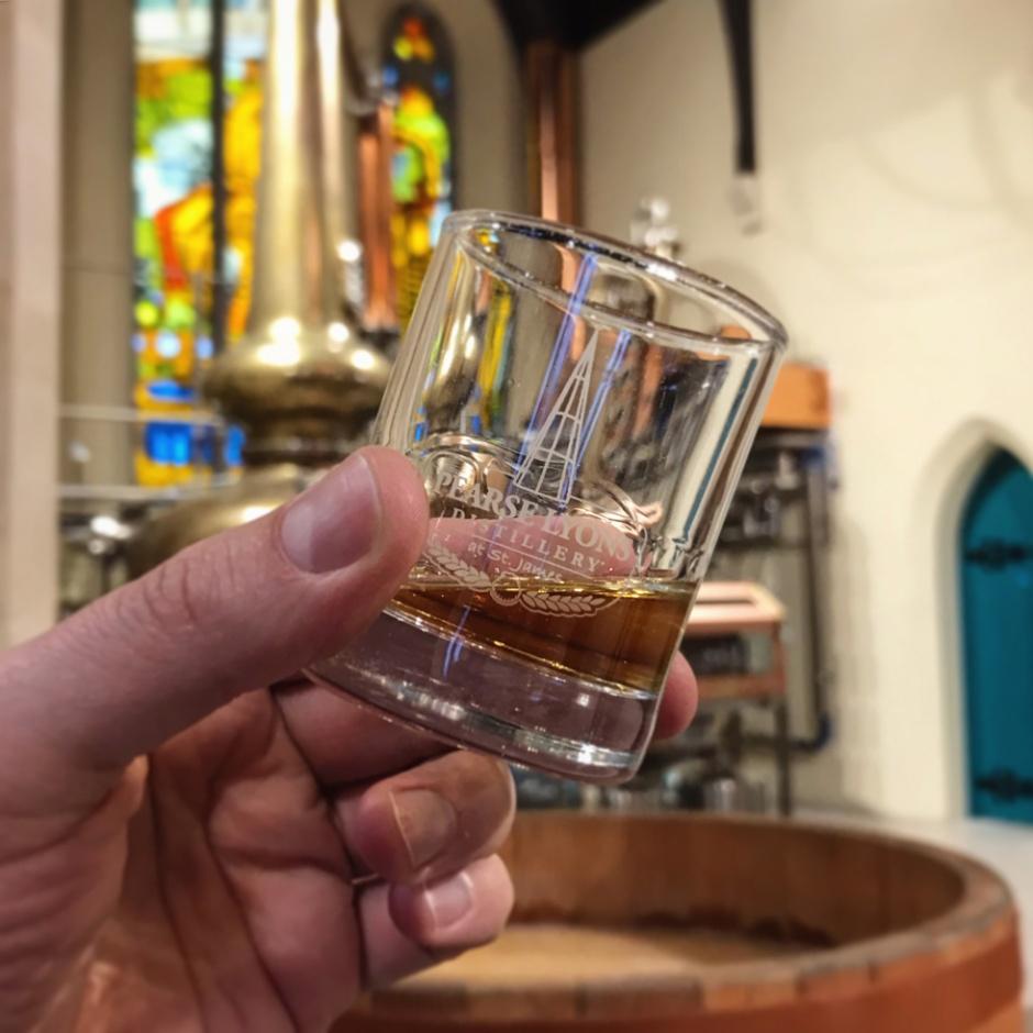 Whiskey Tasting & Premium Tour at Pearse Lyons Distillery in Dublin (Single Malt Irish Dram Event Visit)