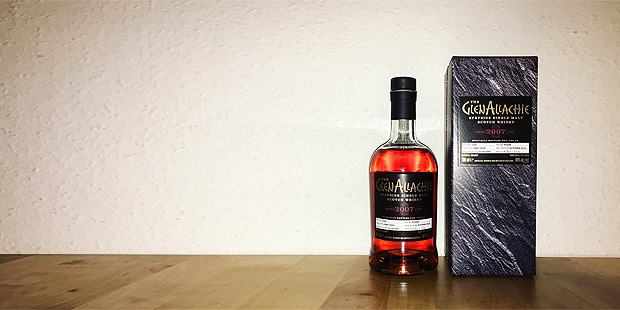 The GlenAllachie 11yo Single Cask (Review) | BarleyMania | Whisky