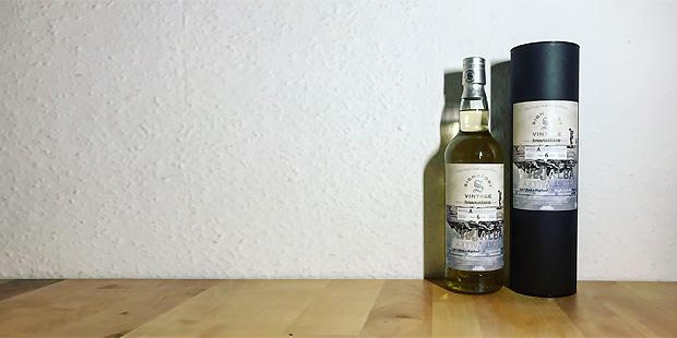 Bunnahabhain Moine 6yo bottled by Signatory for Wiljalba (Single Malt Islay Scotch Whisky Heavily Peated)