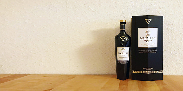The Macallan Rare Cask Black (Speyside Single Malt Scotch Luxury Whisky NAS)