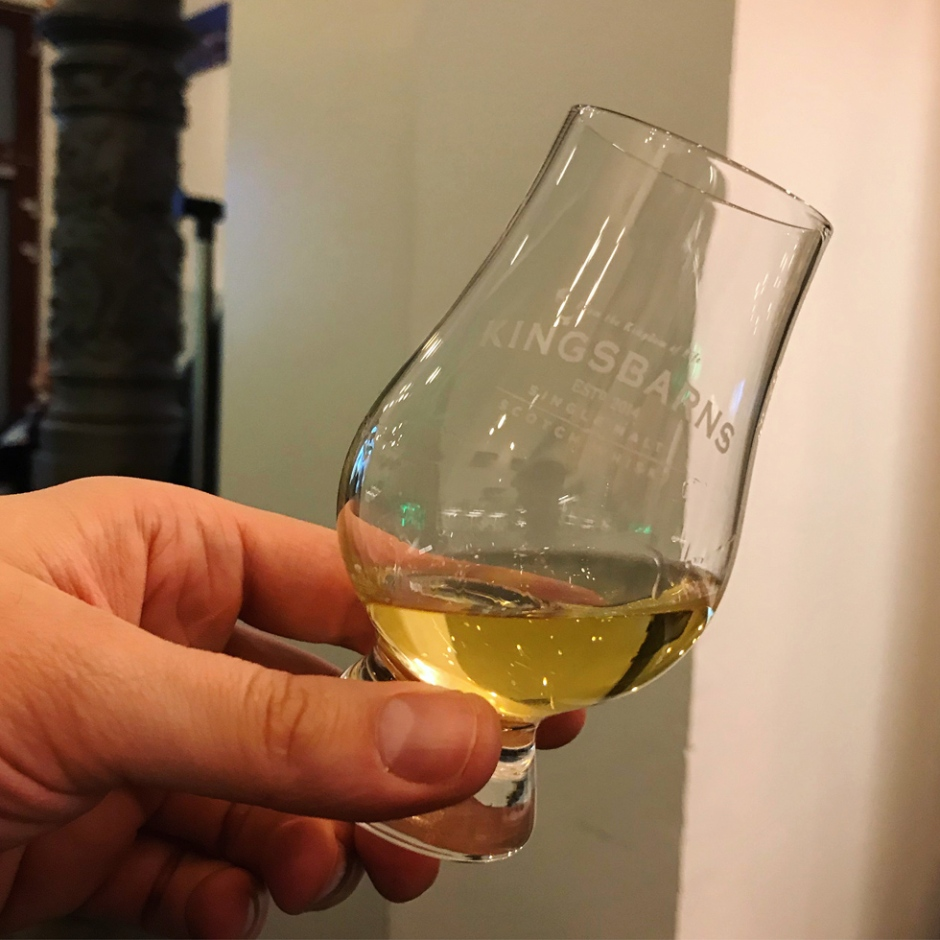 Kingsbarns Dream To Dram Premiere Tasting at Hanse Spirit by Alba Import / Vibrant Stills (Lowlands Single Malt Whisky Distillery)