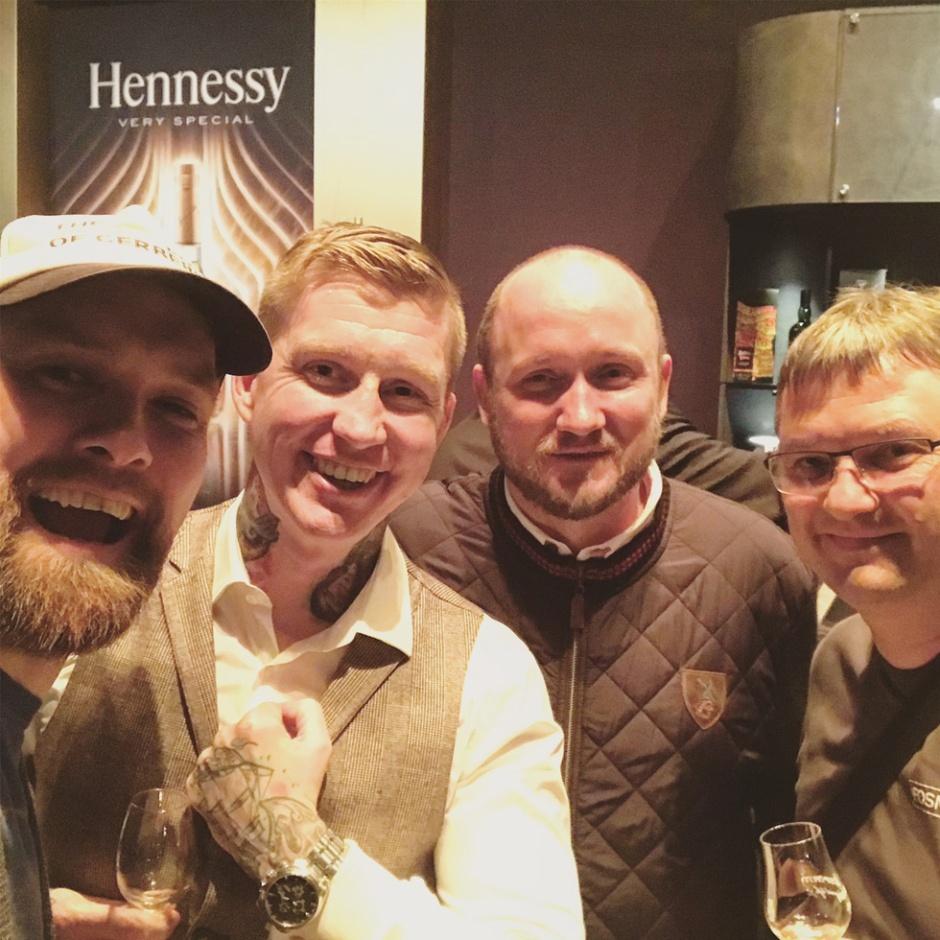 Hanse Spirit 2019 in Hamburg (Whisky Whiskey Bourbon Spirit Tasting Fair Event