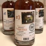 Tennessee Bourbon 7yo by Svenska Eldvatten (Independent Cask Strength American Whiskey Tasting Notes)