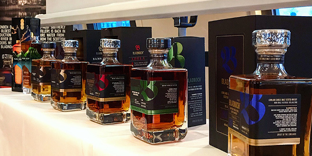 Bladnoch Tasting by Alba Import in Hamburg (Lowlands Single Malt Scotch Whisky Event)