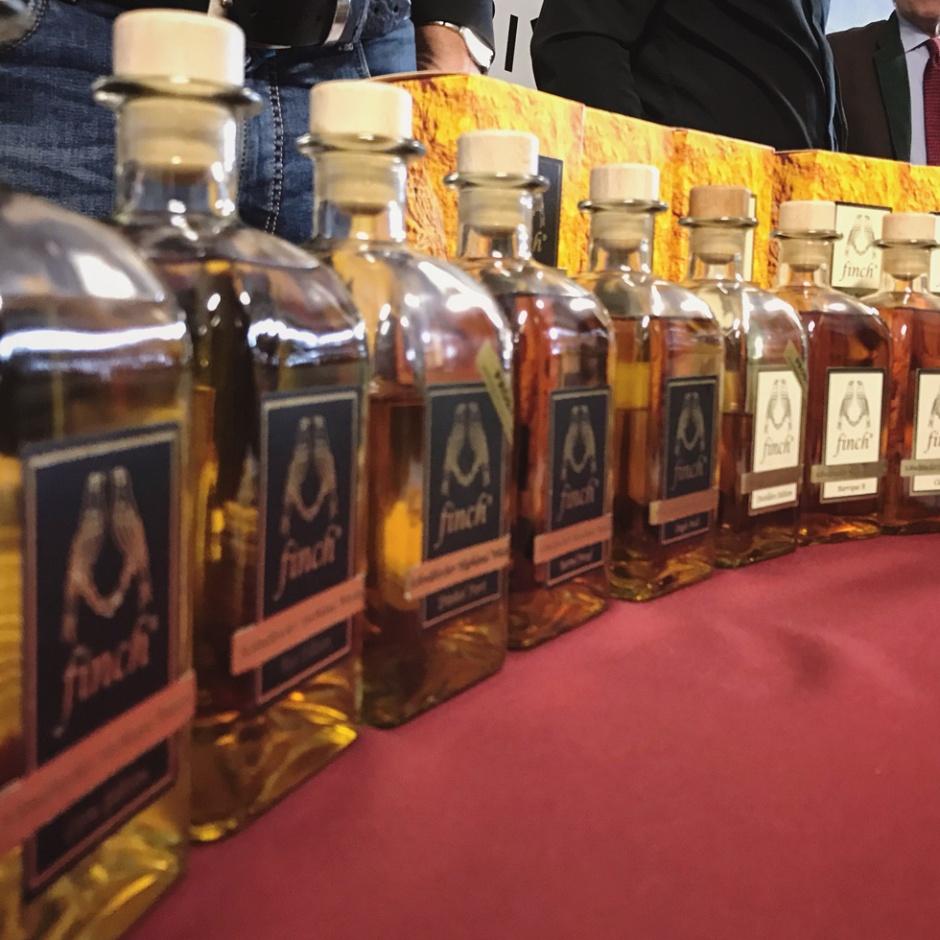 100th Anniversary Whisky Fair by Weinquelle Lühmann (Single Blended Malt Scotch Bourbon Hamburg Dram Tasting Event)