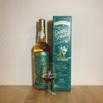 The Double Single by Compass Box (Blended Malt Scotch Whisky Girvan Glen Elgin Speyside Dram Tasting Notes)