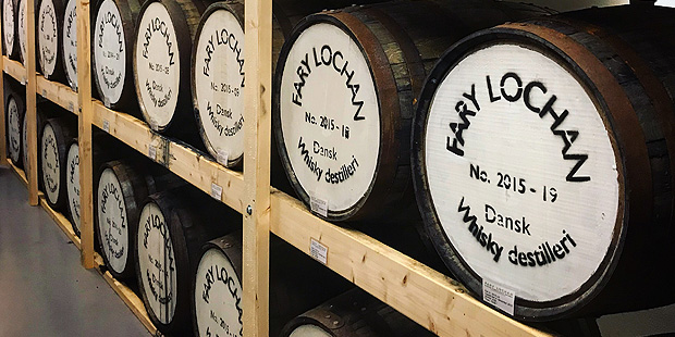 Fary Lochan Distillery in Denmark (Dansk Single Malt Whisky Spirits Tour BarleyMania)